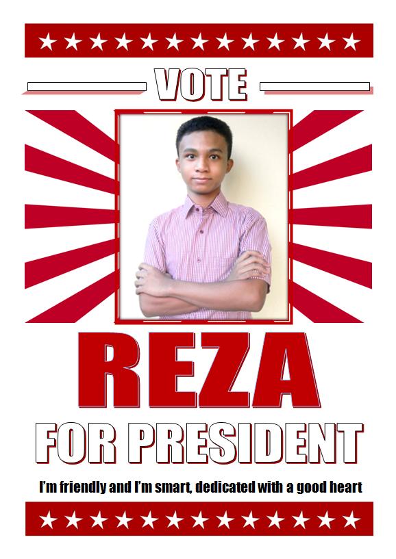 Reza Kampanye Reza S And Lukman S